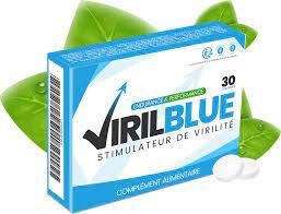 Virilblue - achat - composition - pas cher - mode d'emploi